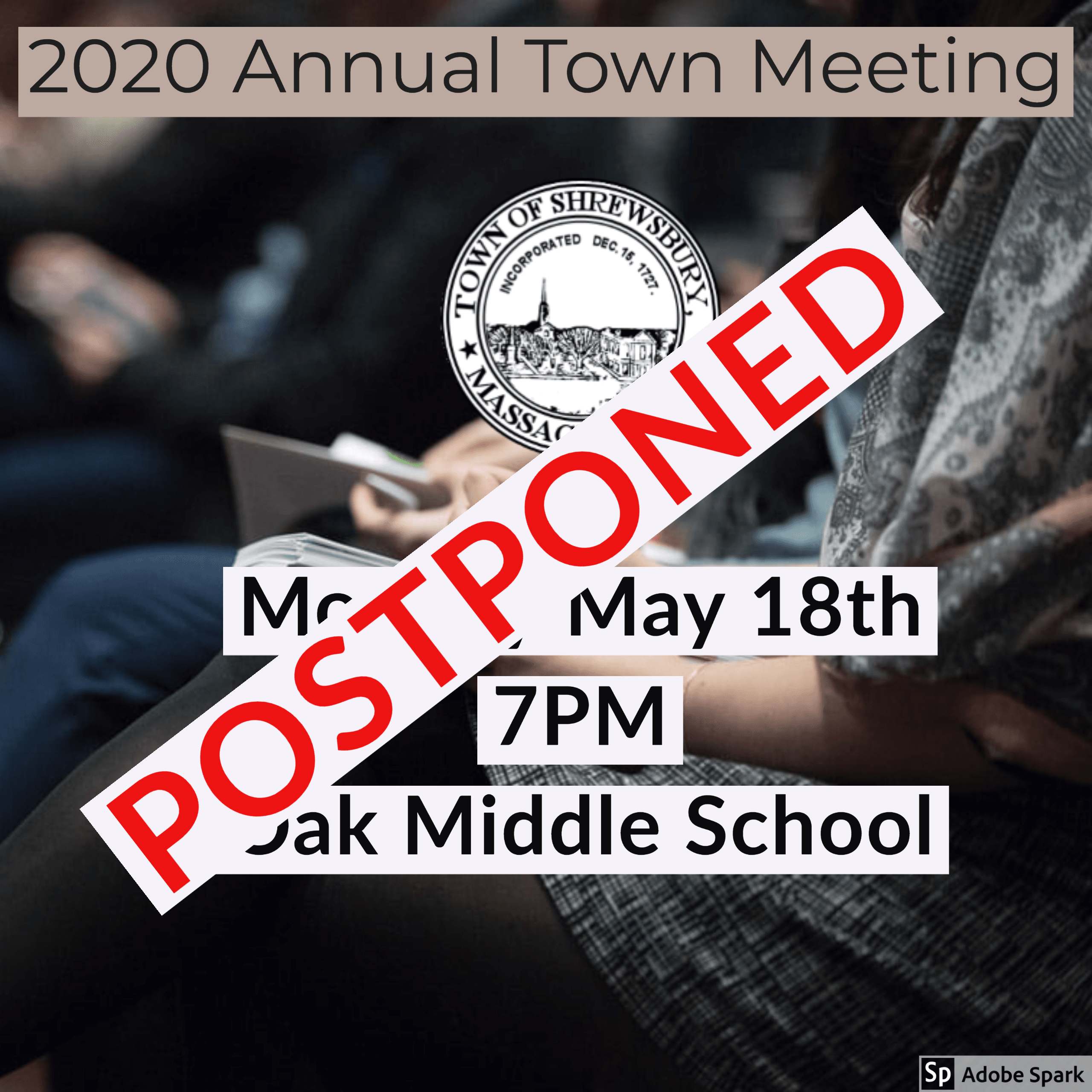 2020 Annual Town Meeting Image