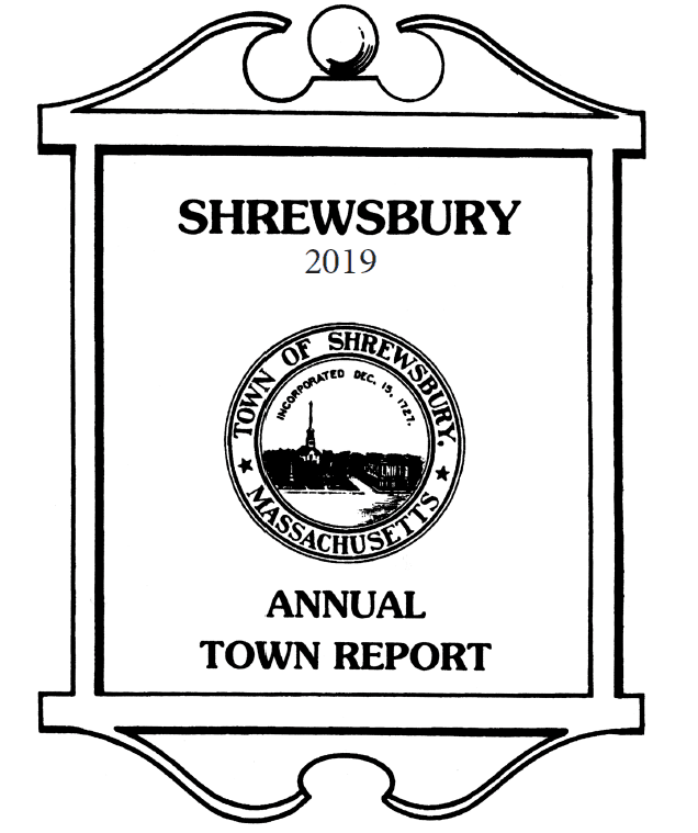 2019 Annual Town Report Image