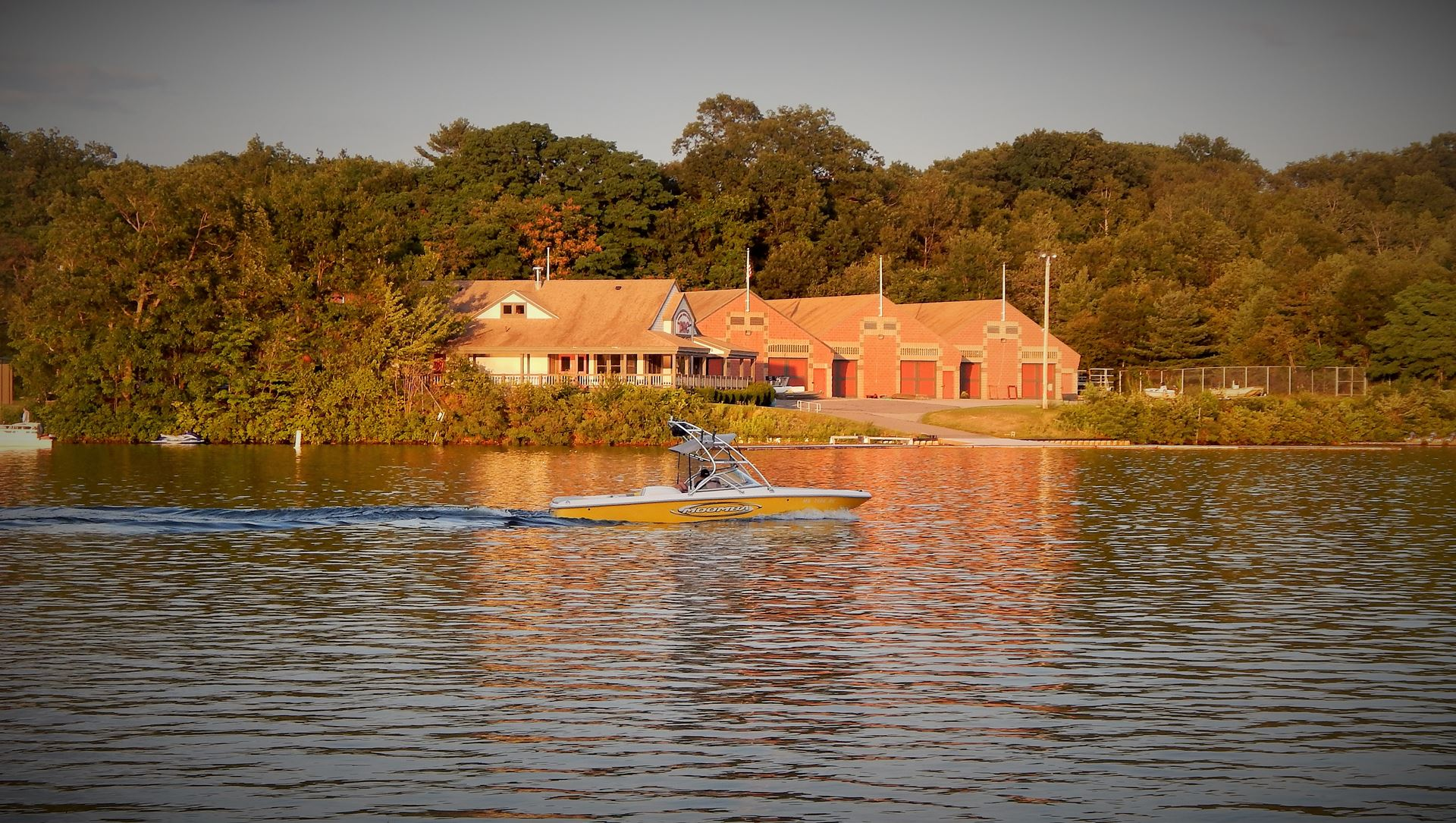 Donahue Rowing Center